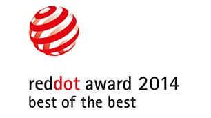 Reddot Bestofthebest 2014